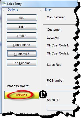 Sales Entry 2