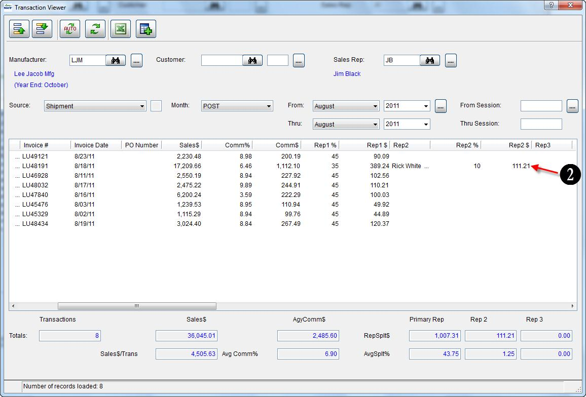Transaction Viewer 9