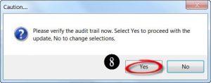 Verify Audit Trail