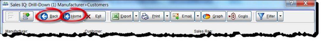 New Screen Buttons